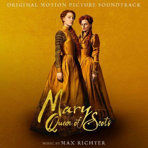 Max Richter<br>Mary Queen Of Scots<br>CD,